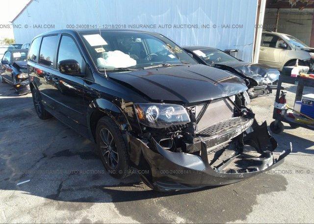 Inventory #699463039 2017 Dodge GRAND CARAVAN
