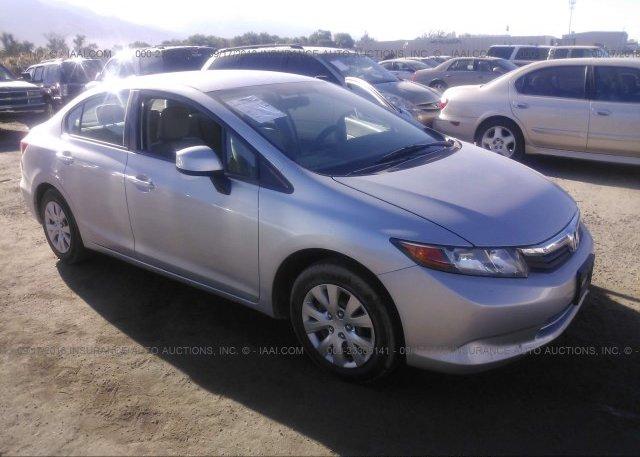 Inventory #682356680 2012 Honda CIVIC