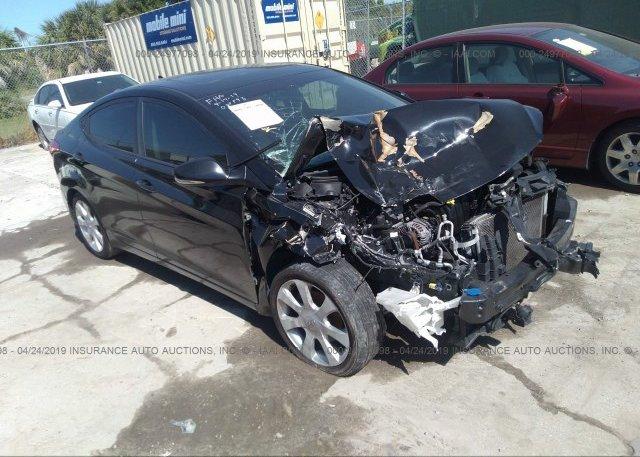Inventory #707536898 2012 Hyundai ELANTRA