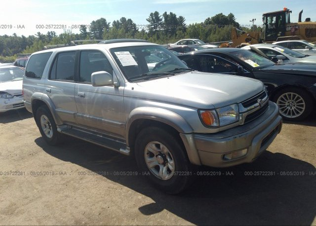 Inventory #121540668 2001 Toyota 4RUNNER