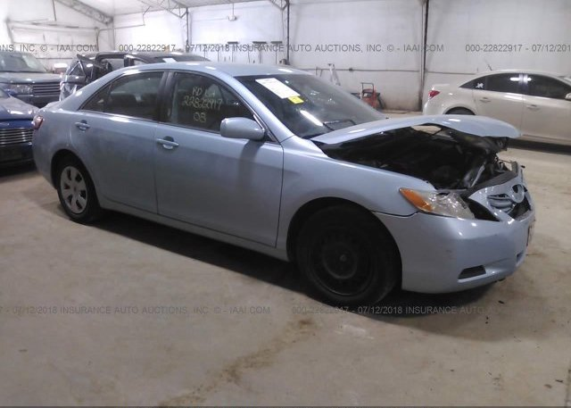 Inventory #780027142 2008 Toyota CAMRY