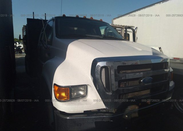 Inventory #544340380 2006 FORD F650