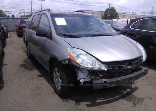 Inventory #715235654 2006 Toyota SIENNA