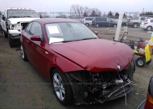 Inventory #801070328 2009 BMW 128