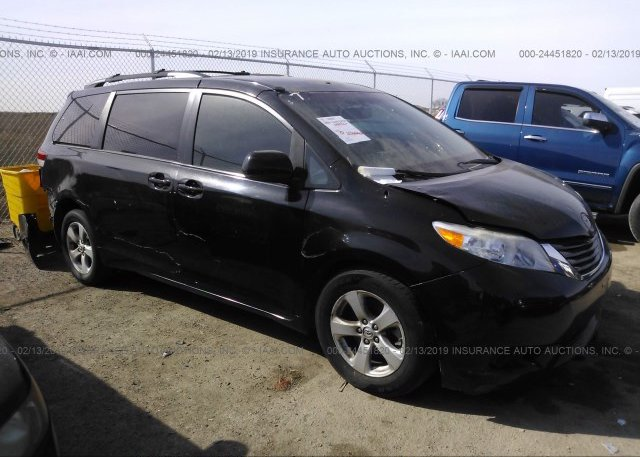 Inventory #668277535 2014 Toyota SIENNA