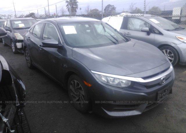 Inventory #169057889 2016 Honda CIVIC