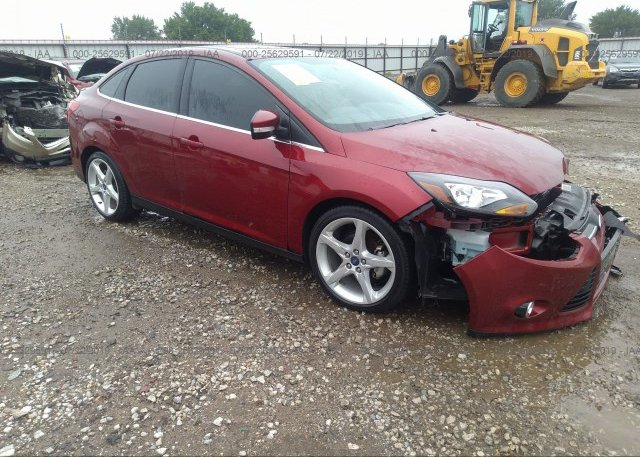 Inventory #942080216 2013 FORD FOCUS