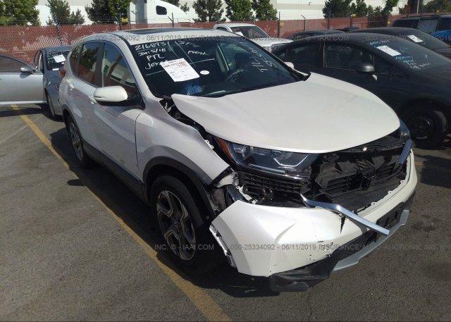 Inventory #201166962 2017 Honda CR-V