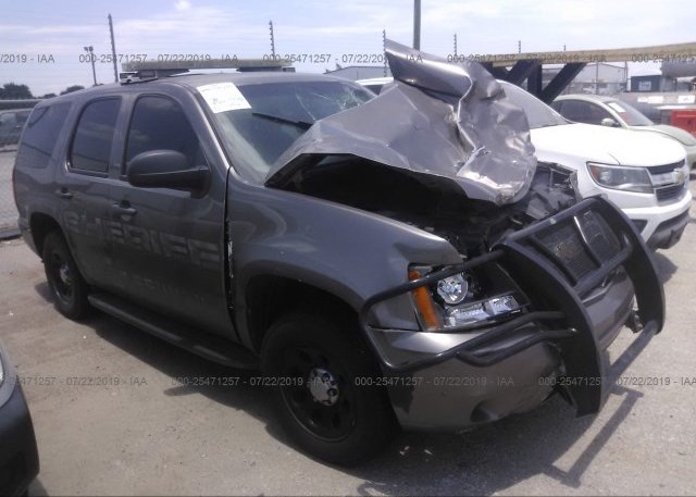 Inventory #194492416 2014 Chevrolet TAHOE