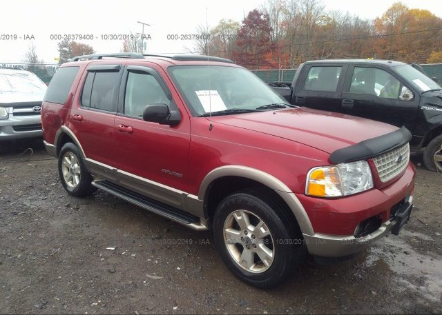 Inventory #616553813 2004 FORD EXPLORER