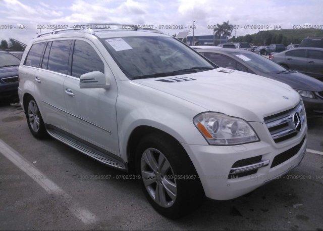 Inventory #854571620 2011 Mercedes-benz GL