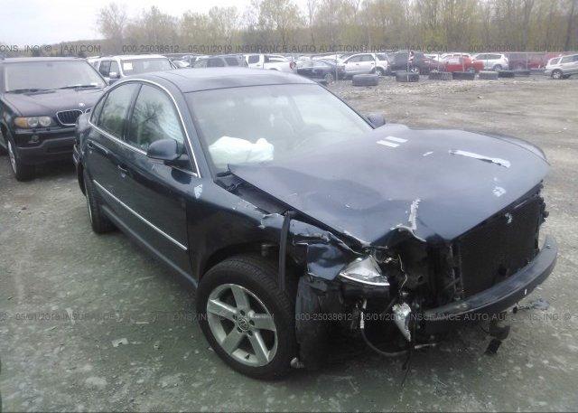 Inventory #251204256 2004 Volkswagen PASSAT
