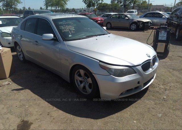 Inventory #935587238 2007 BMW 525