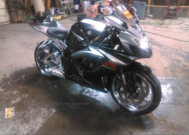 Inventory #815916082 2007 Suzuki GSX-R750