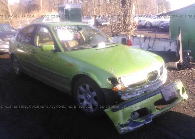Inventory #692491307 2003 BMW 325