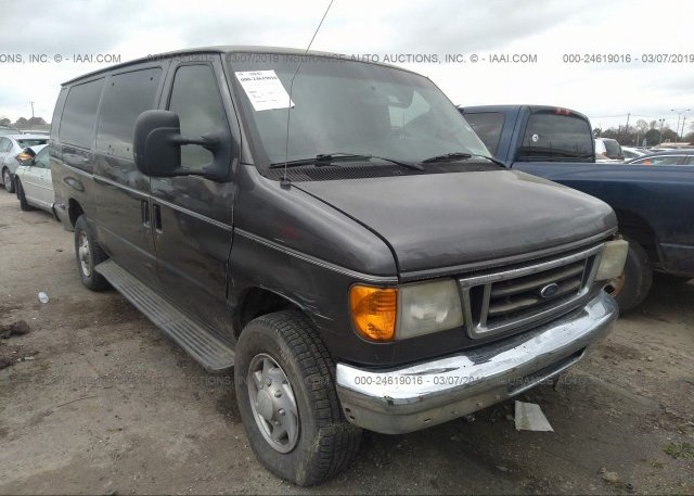 Inventory #746855740 2007 FORD ECONOLINE
