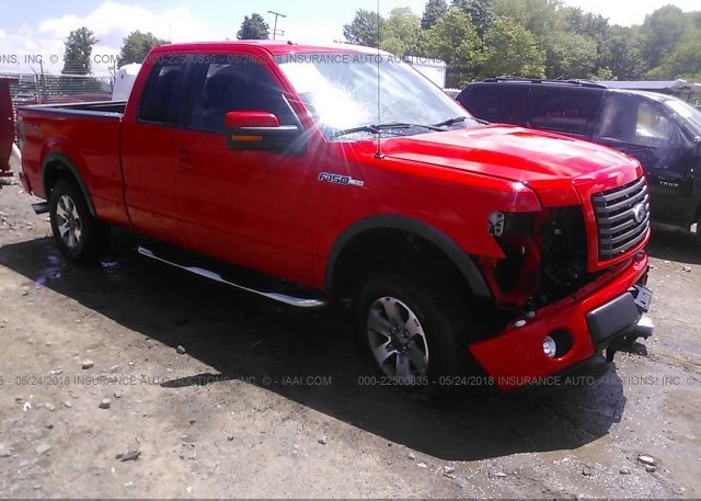 Inventory #688370700 2011 FORD F150