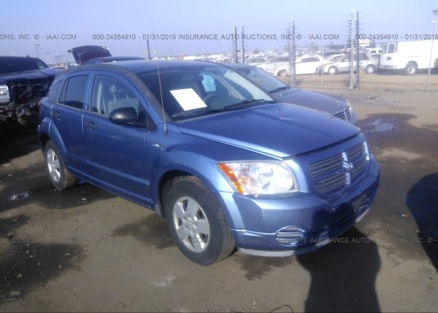Inventory #882098792 2007 Dodge CALIBER