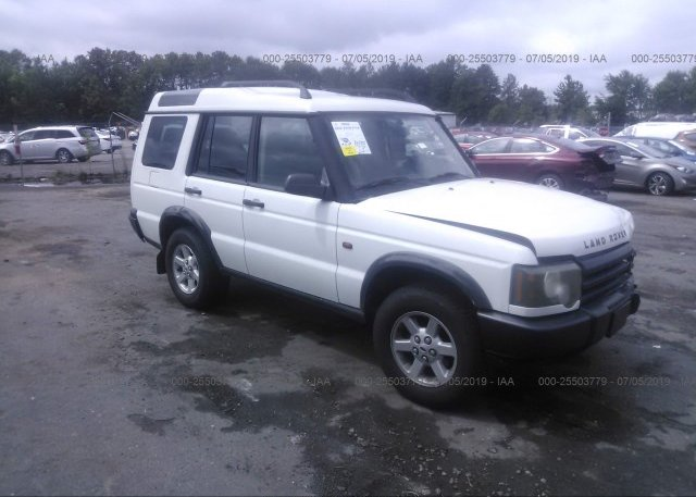 Inventory #277574050 2003 Land Rover DISCOVERY II