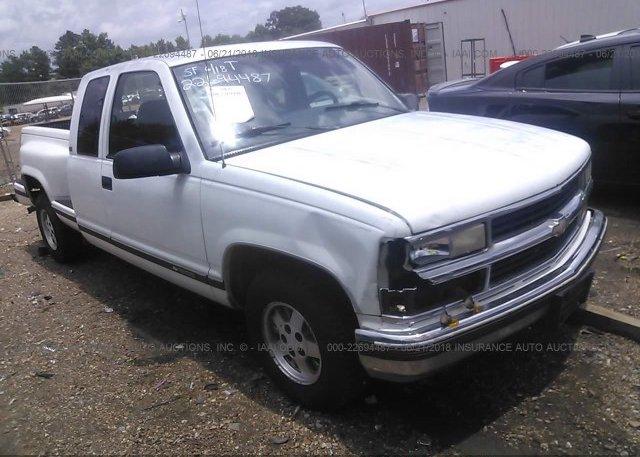 Inventory #887587255 1995 Chevrolet GMT-400