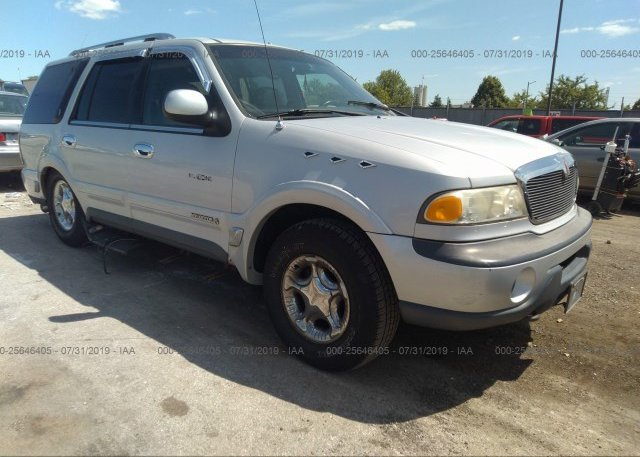 Inventory #801646881 1999 Lincoln NAVIGATOR