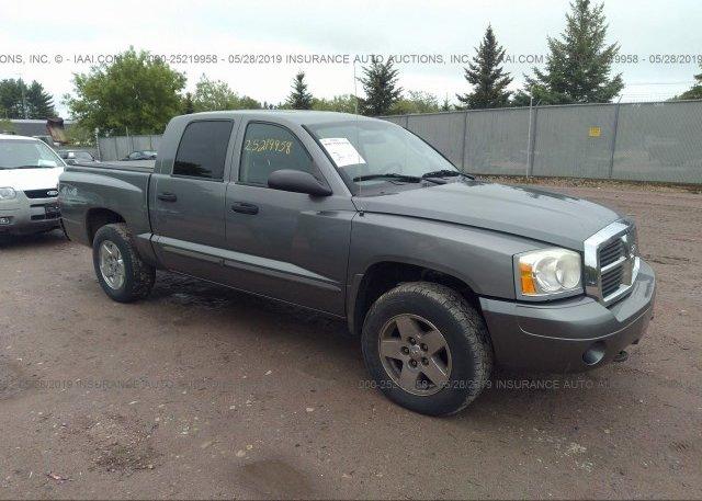 Inventory #684967920 2005 Dodge DAKOTA