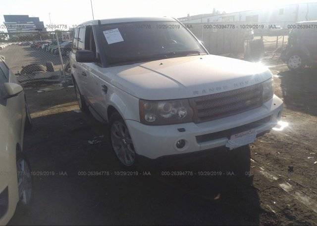 Inventory #407573138 2008 Land Rover RANGE ROVER SPORT