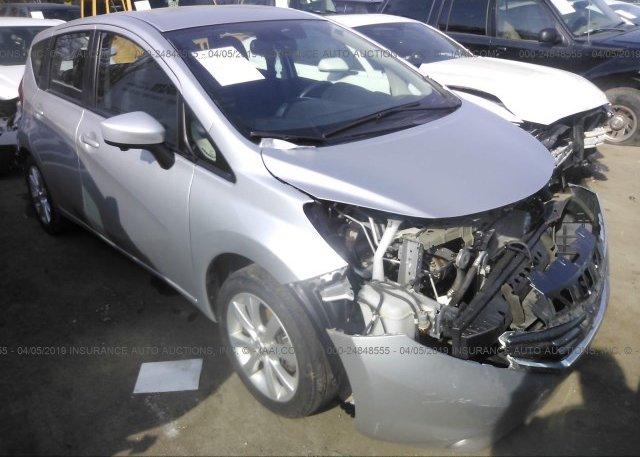 Inventory #227723020 2016 Nissan VERSA NOTE