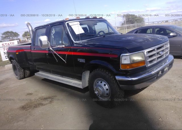 Inventory #868892322 1994 FORD F350