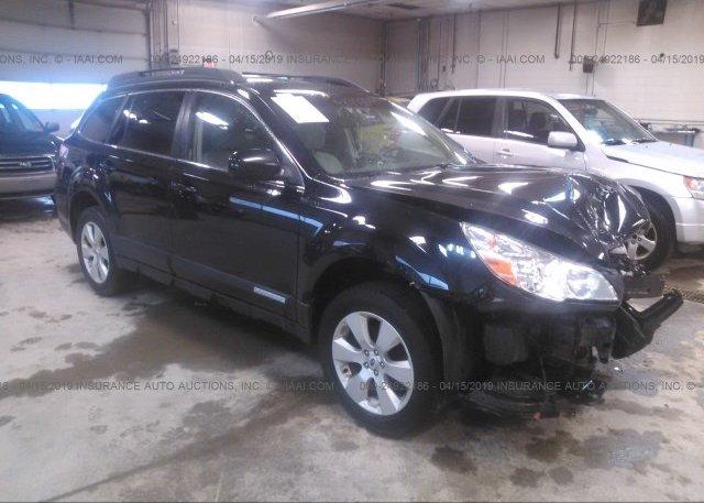 Inventory #191026421 2012 Subaru OUTBACK