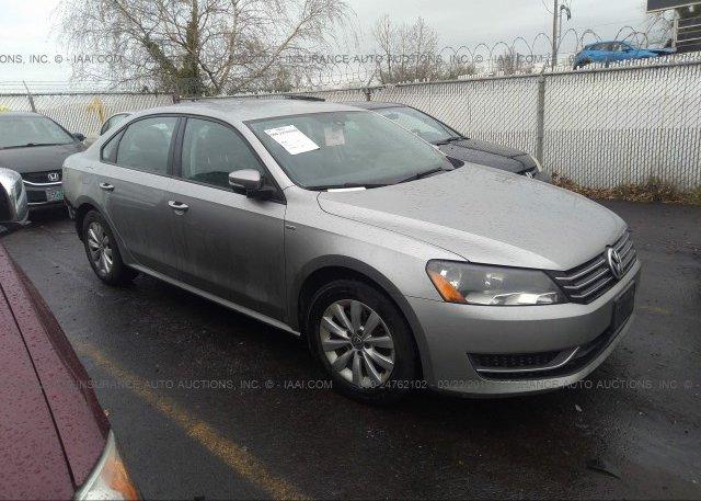 Inventory #785383991 2014 Volkswagen PASSAT
