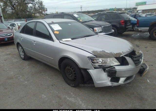 Inventory #269601157 2009 Hyundai SONATA