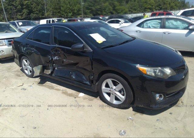 Inventory #778078895 2012 Toyota CAMRY