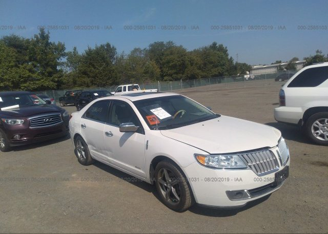 Inventory #642982331 2011 Lincoln MKZ