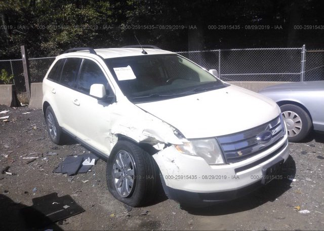 Inventory #923430651 2008 FORD EDGE