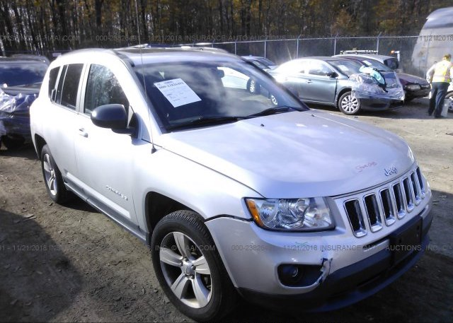 Inventory #575962632 2011 JEEP COMPASS