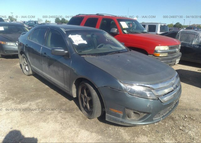 Inventory #831829346 2011 FORD FUSION