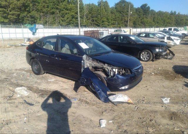 Inventory #918566337 2010 Hyundai ELANTRA