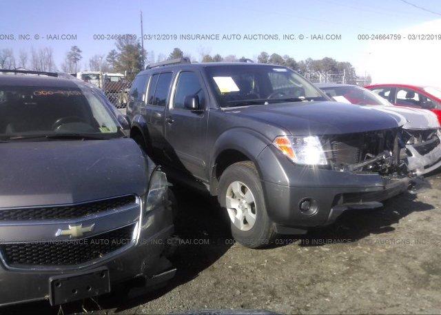 Inventory #307415986 2005 Nissan PATHFINDER
