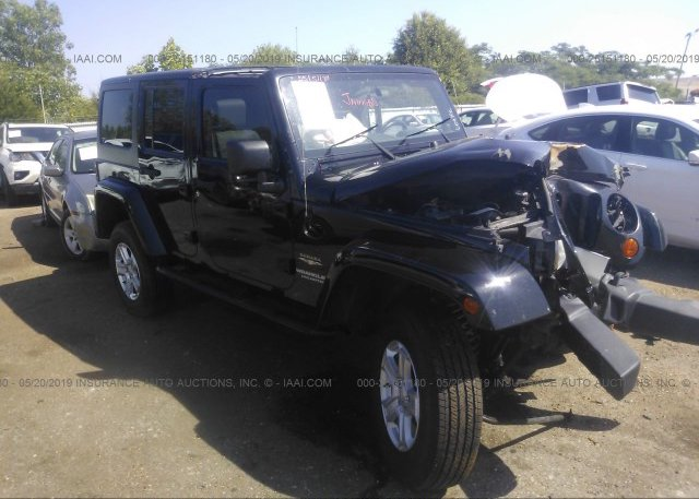 Inventory #216162860 2008 JEEP WRANGLER UNLIMITE