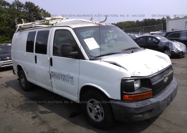 Inventory #283705154 2005 Chevrolet EXPRESS G1500
