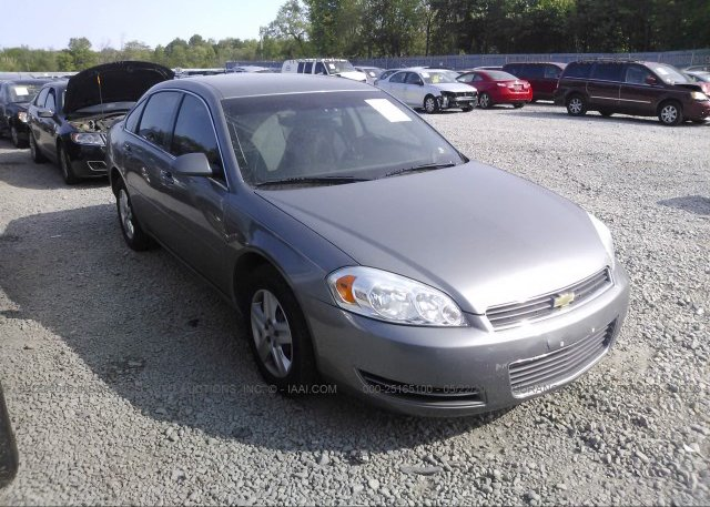 Inventory #740595828 2006 Chevrolet IMPALA