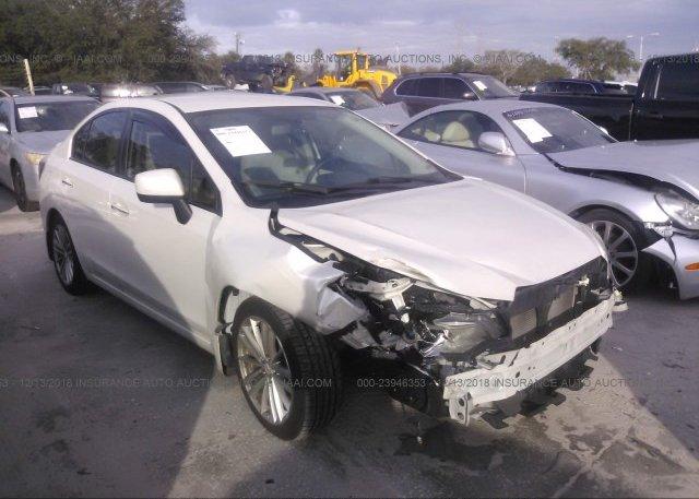 Inventory #159950050 2012 Subaru IMPREZA