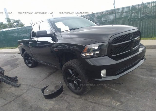 Inventory #748014169 2015 RAM 1500