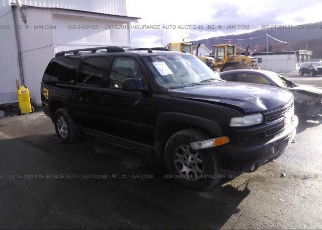 Inventory #197562318 2004 Chevrolet SUBURBAN