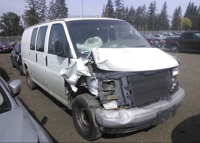 Inventory #228522014 2000 Chevrolet EXPRESS G1500