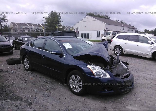 Inventory #875756068 2010 Nissan ALTIMA