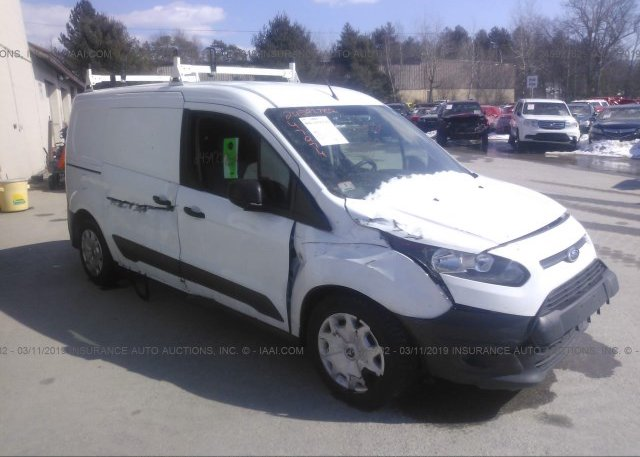 Inventory #447118798 2015 FORD TRANSIT CONNECT