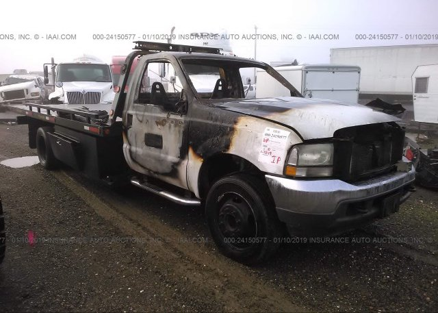 Inventory #303402116 2001 FORD F550