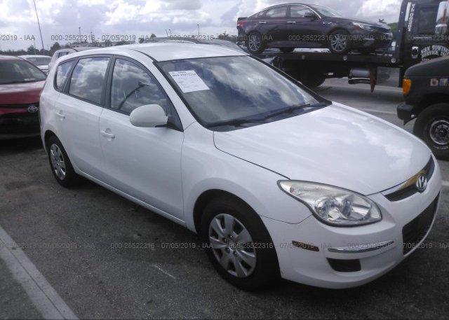 Inventory #683382341 2012 Hyundai ELANTRA TOURING